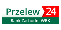 Logotype of Przelew24. Choose to pay with this payment channel.