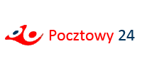 Logotype of Pocztowy24. Choose to pay with this payment channel.