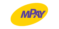 Logotype of mPay. Choose to pay with this payment channel.