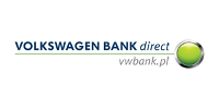 Logotype of Volkswagen Bank direct. Choose to pay with this payment channel.