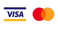 Logotype of Payment cards. Choose to pay with this payment channel.